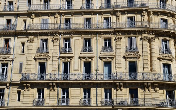 Marseille building