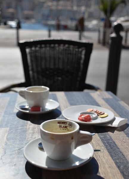 Marseille coffee