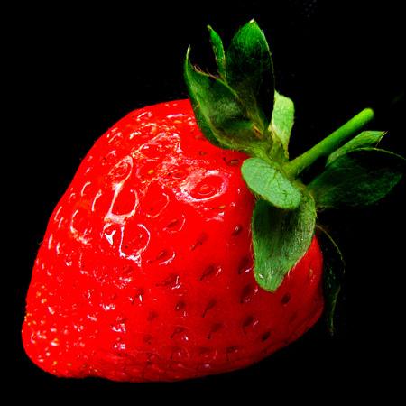 strawberry black