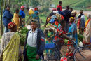 uganda  roadside scene