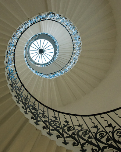 Tulip Staircase, Greenwich