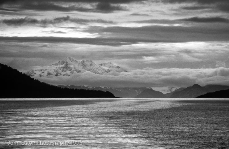 Alaska, The Inside Passage
