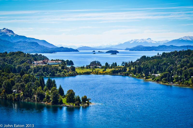 Bariloche, Lake Nahuel Huapi
