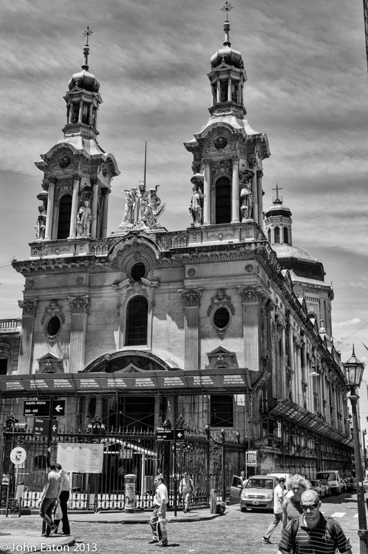 Basilica de San Francisco