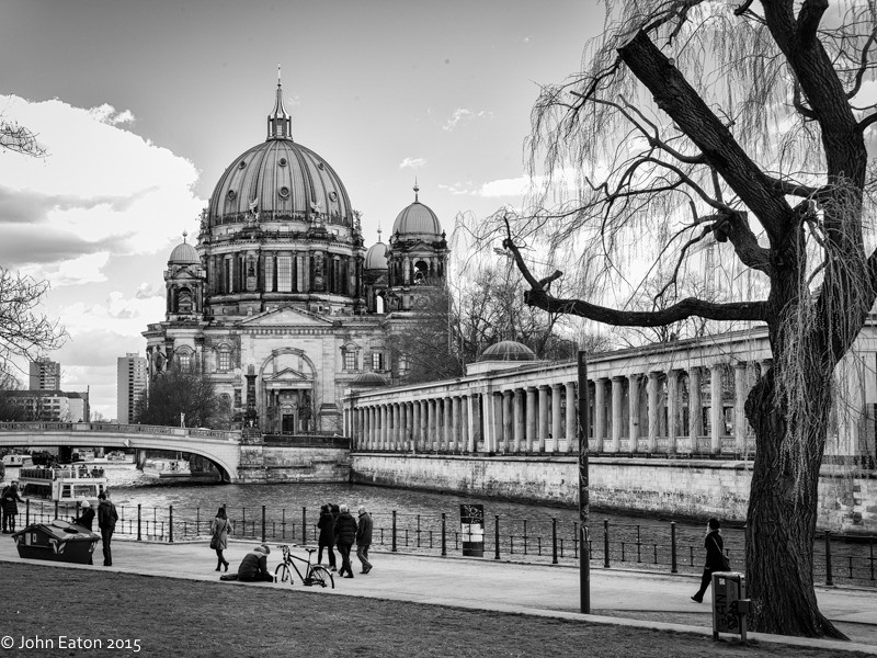 Berlin Dom & Spree