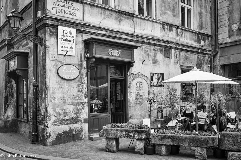 Cafe Society #1