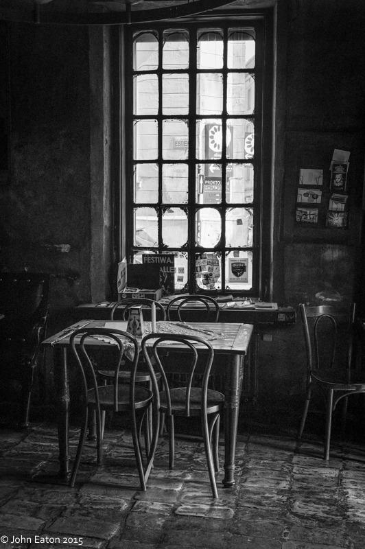 Cafe Society #4