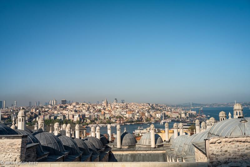 Golden Horn & European City