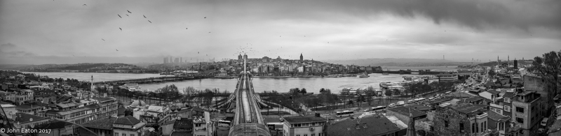 Hajic Metro Station & Golden Horn