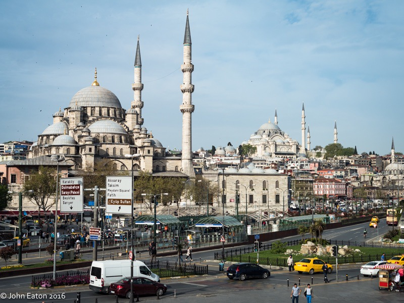 Eminonu and New Mosque