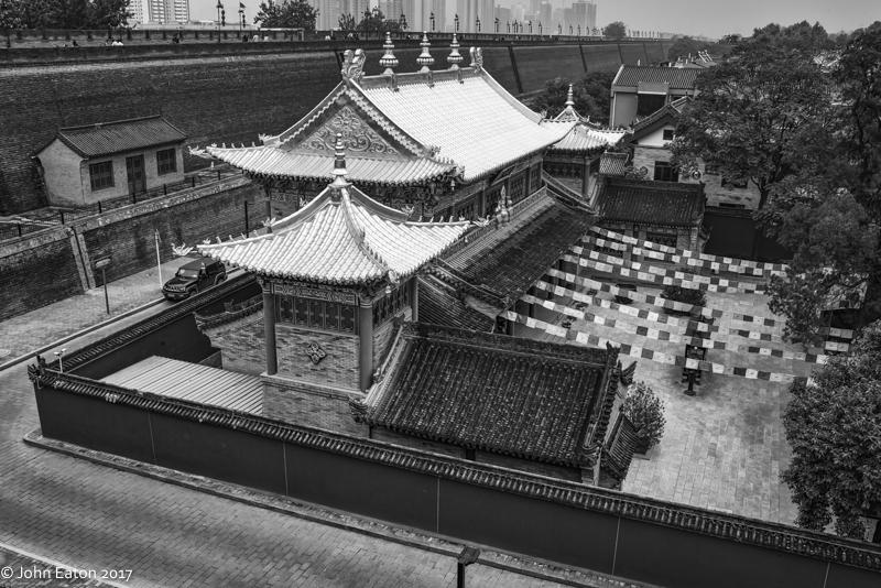 City Walls & Lama Temple