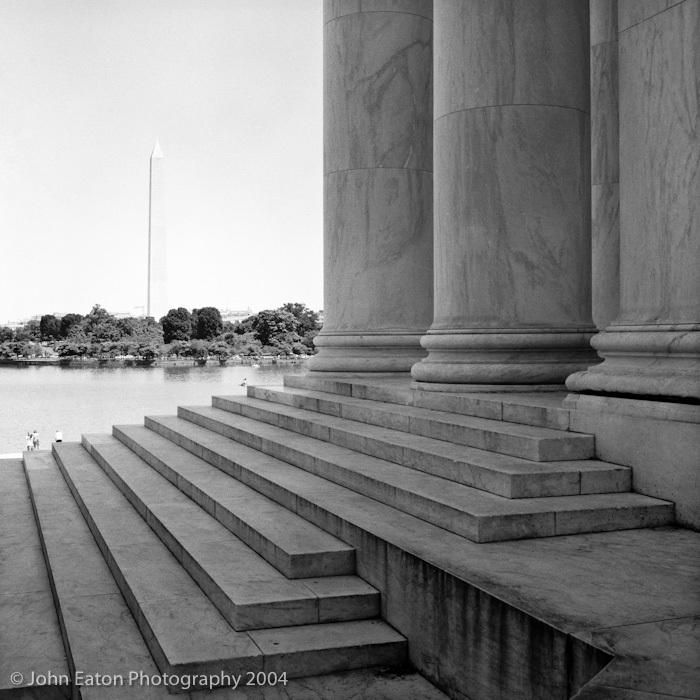 Jefferson Memorial #1