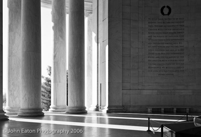 Jefferson Memorial #3