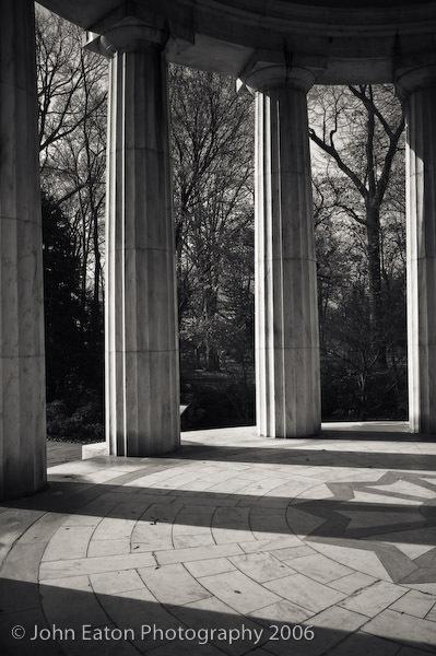 DC WW II Memorial