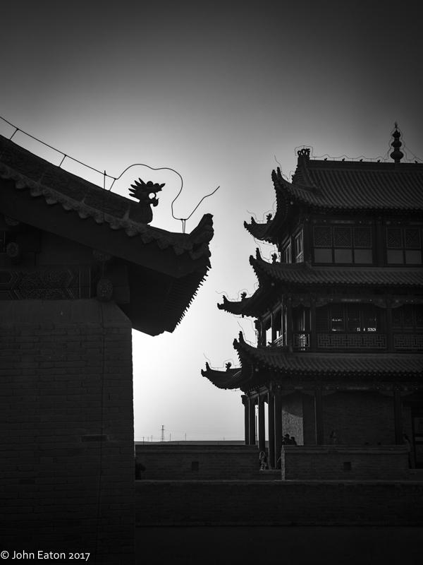 Jiayuguan, West Gate-3