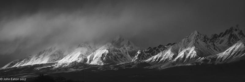 Last Light, Karakoram Range