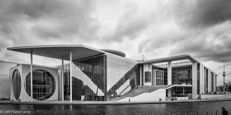 Marie-Elizabeth-Luders Building, Bundestag