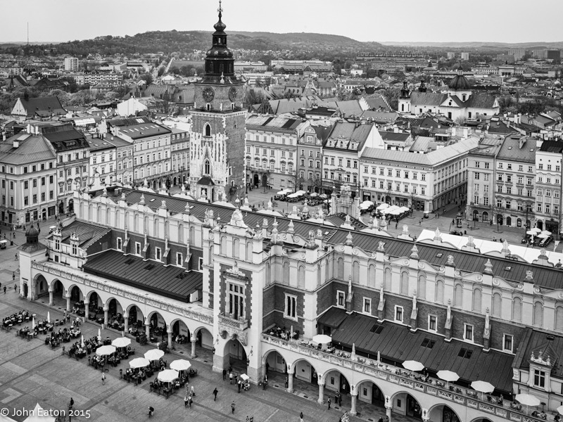 Market Square & Cloth Hall