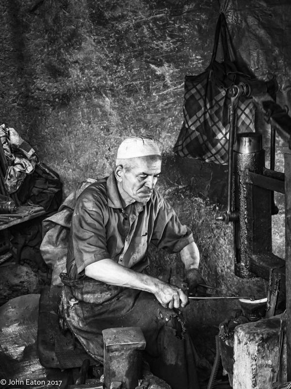 Forging Horeseshoes