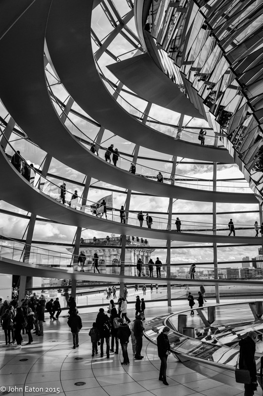 Reichstag Dome #1