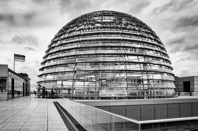 Reichstag Dome #3