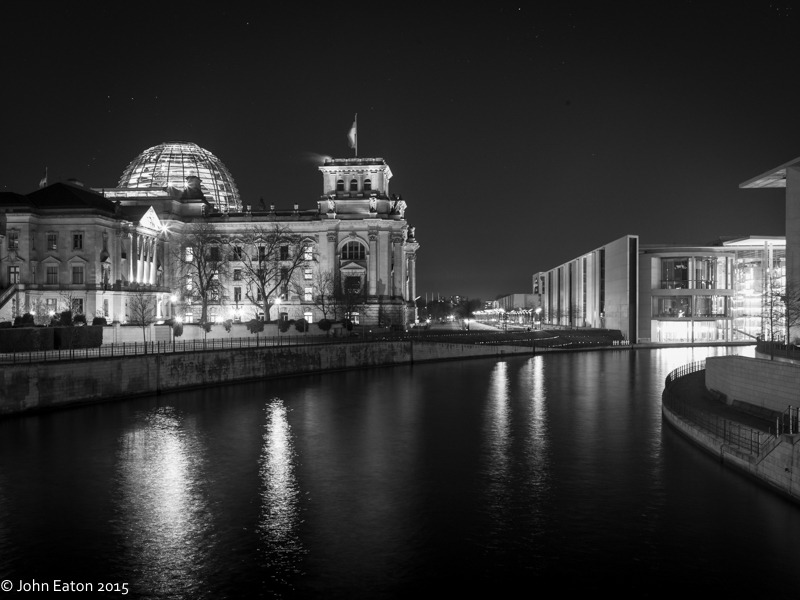 Reichstag, Spree, Bundestag
