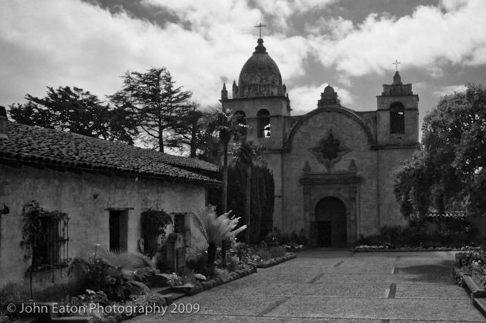 San Carlos Borromeo de Carmelo #1