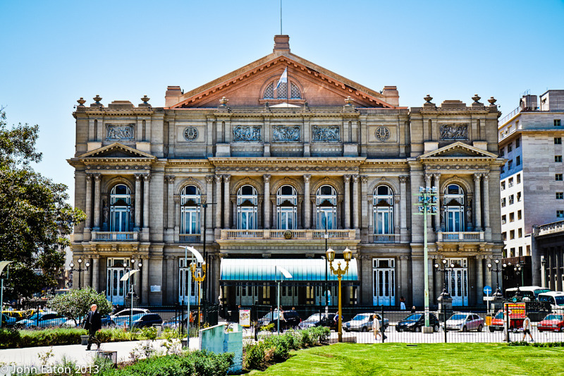 Buenos Aries, Teatro Colon #5