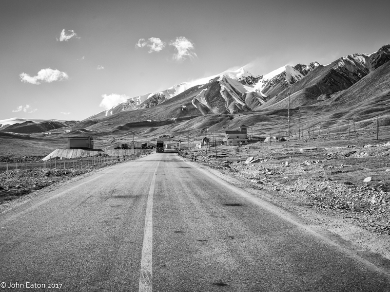 The End of the Road, China-Pakistan Border