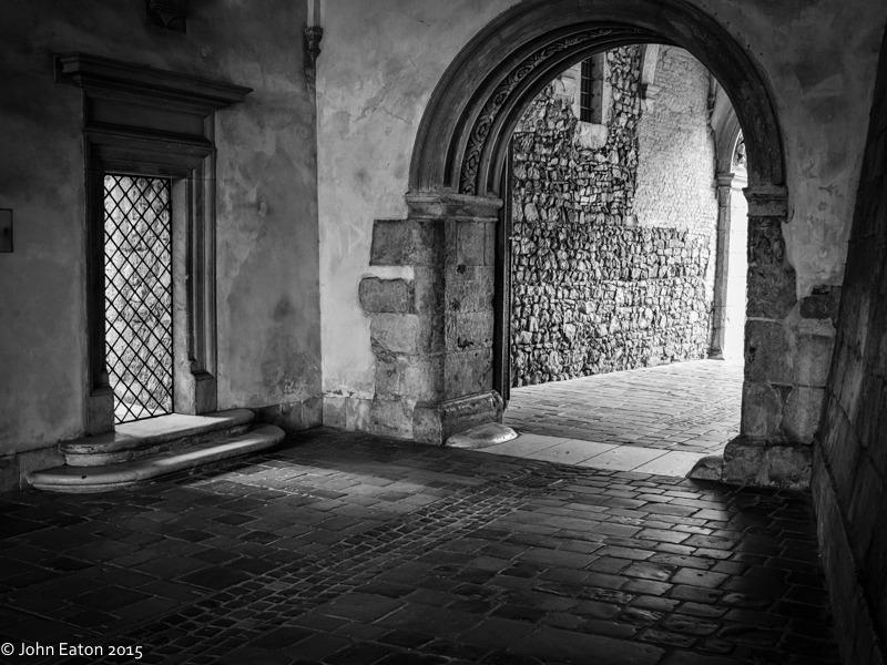 Wawel, Entrance to Inner Courtyard #1