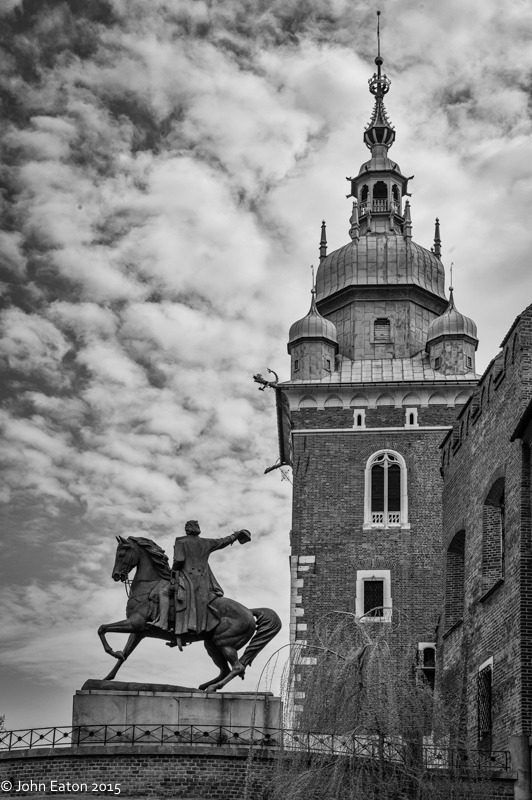 Wawel, Main Entrance