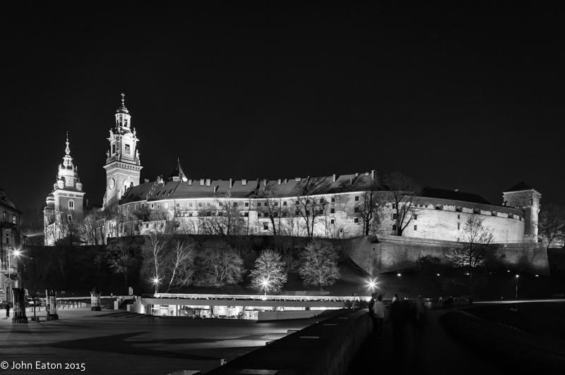 Wawel at Night #2