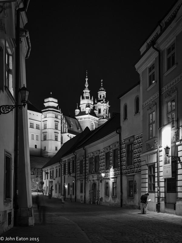 Wawel at Night #3