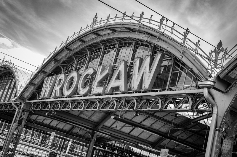 Train Station #1