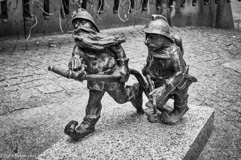 Firefighting Gnomes