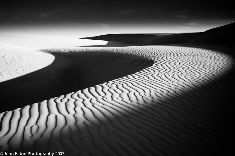 Central Coast, Crescent Dune