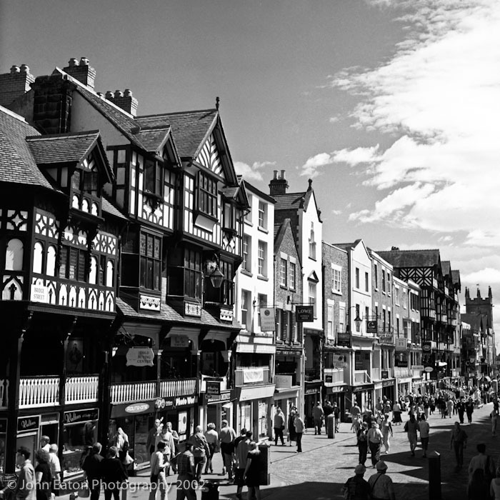 Chester, Bridge Street