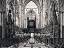 York, Quire Looking West