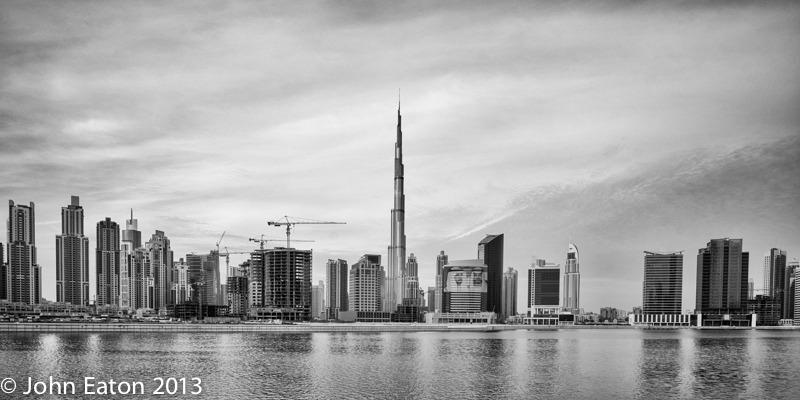 Dubai Skyline 1