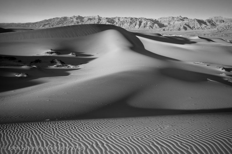 Death Valley, Sensual Curves