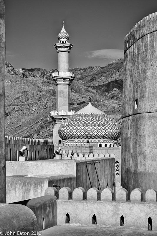 Nizwa Fort & Mosque