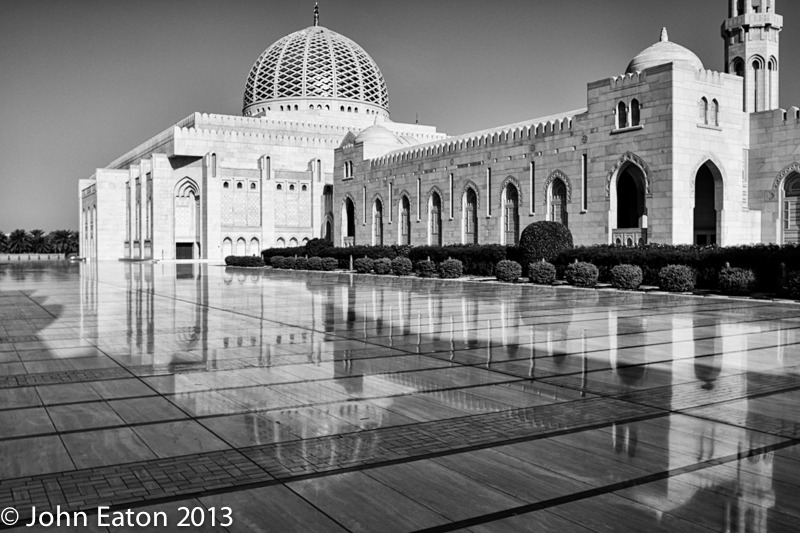 Sultan Qaboos Grand Mosque 1, Muscat