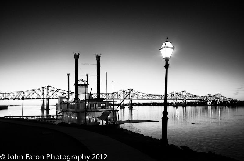 Mississippi Bridge, Natchez