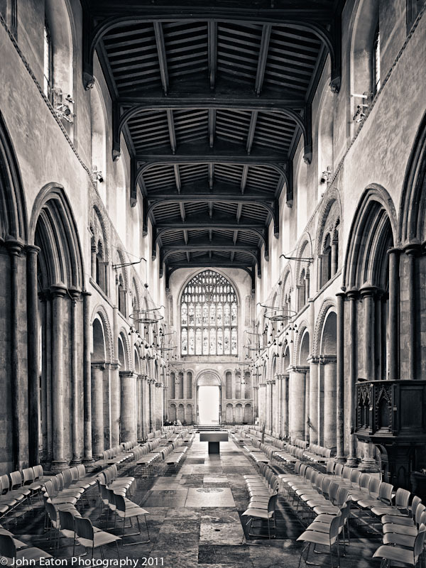Rochester, Nave Looking West