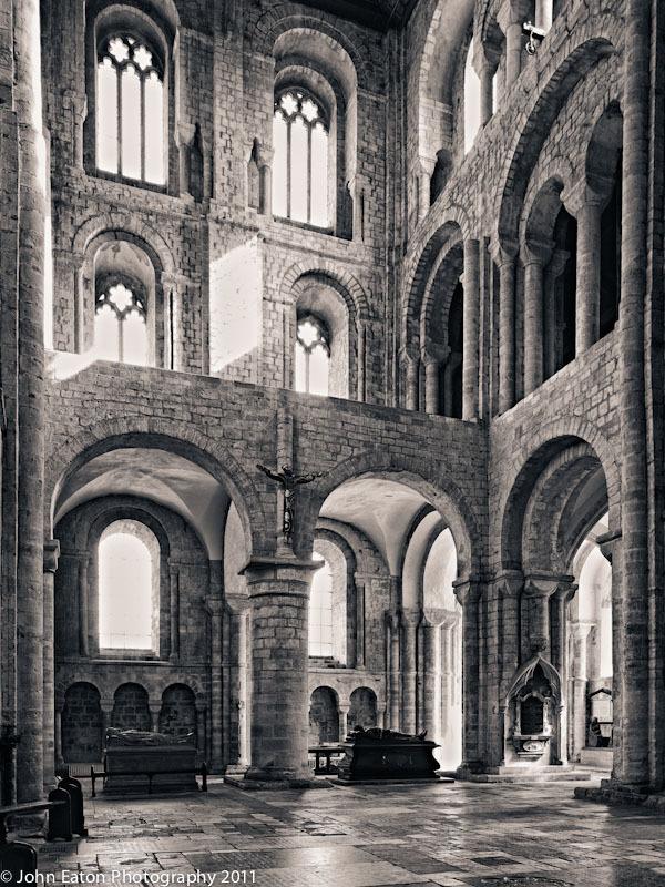 Winchester, North Transept