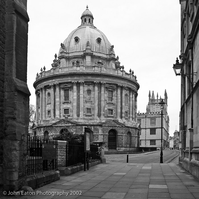 Radcliffe Camera & Bodleian Library 1