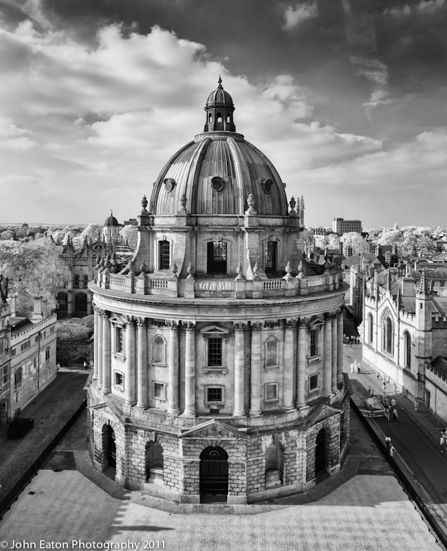 Radcliffe Camera (IR)