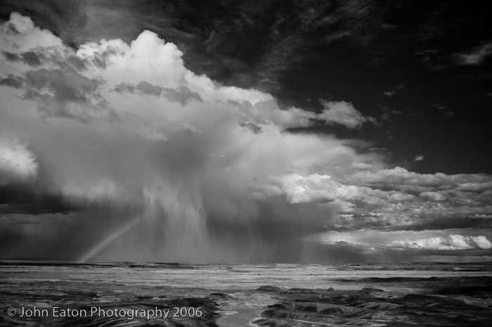 Petrified Forest, Passing Storm