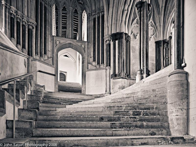 Wells, A Sea of Steps