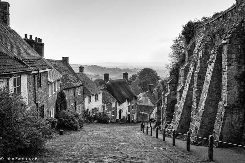 Shaftesbury, Gold Hill